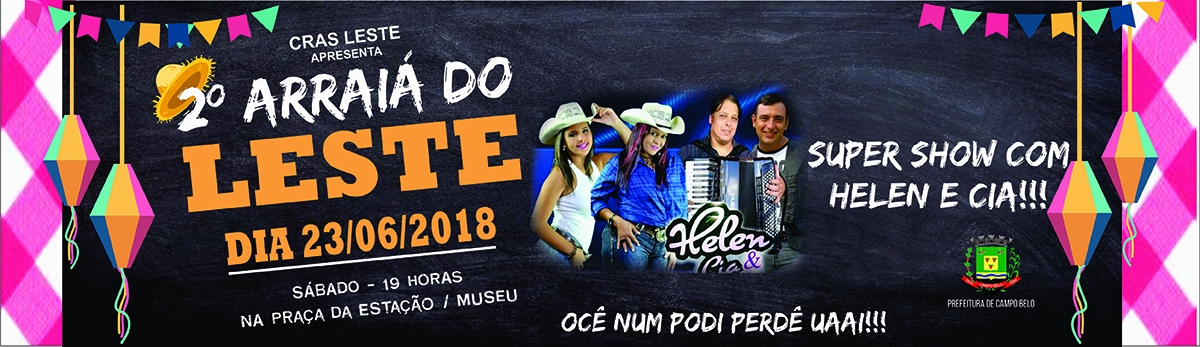 2º ARRAIA DO LESTE
